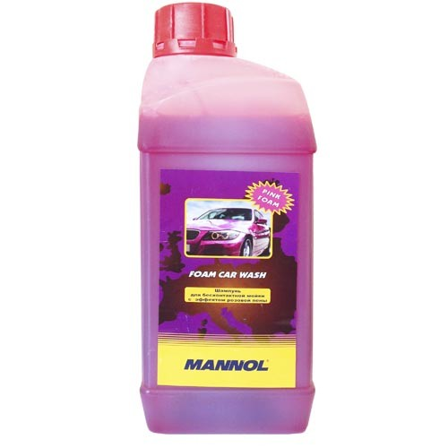 Mannol Foam Car Wash