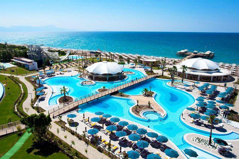Лучшие отели турции 5 звезд ультра все включено рейтинг 2021