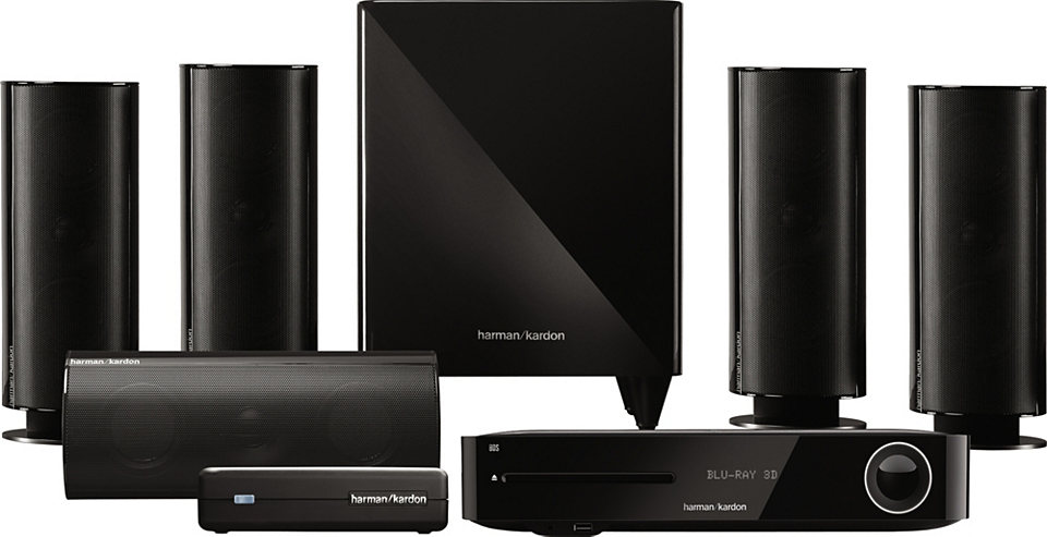 Harman/Kardon BDS 880