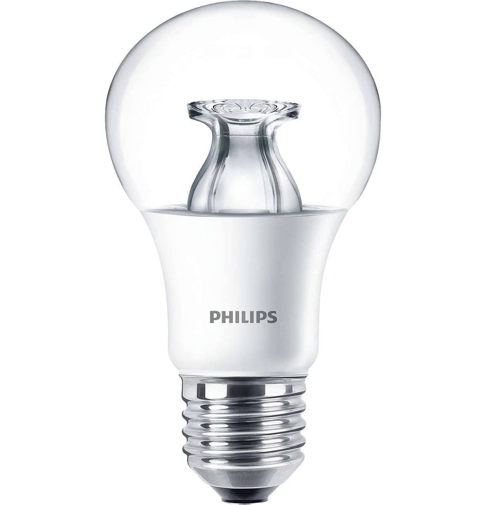 Philips Dimmable LED E27 8.5W