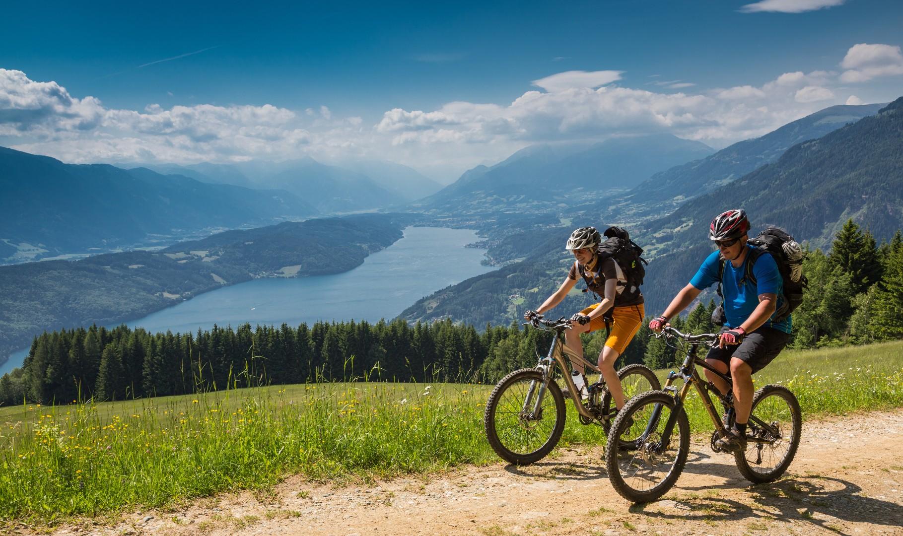 Лучшие горные велосипеды. ТОП 20