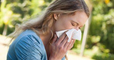 Лучшее лекарство от аллергии. ТОП 25