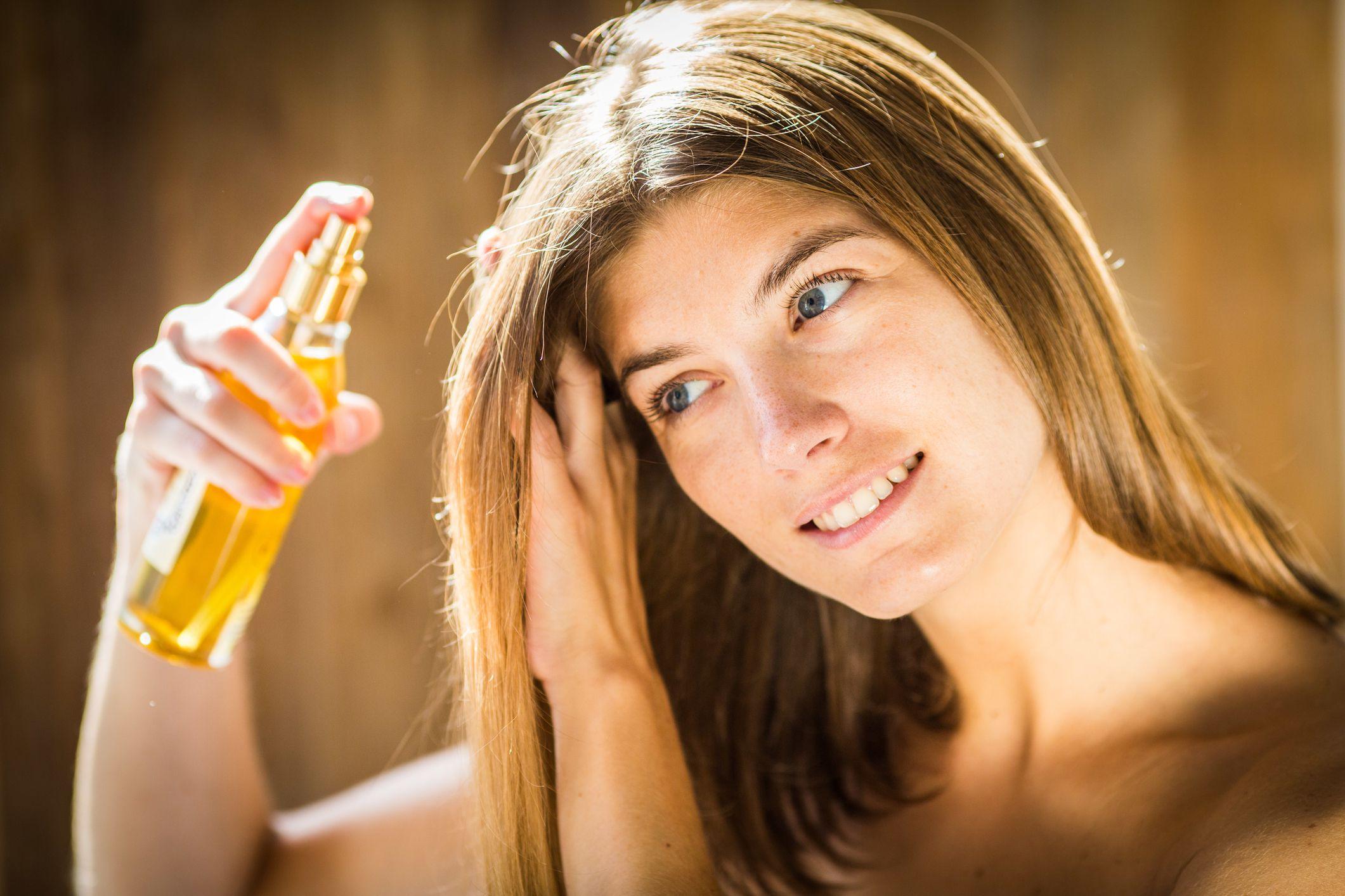 лучшее масло для волос