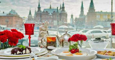 Лучшие завтраки Москвы