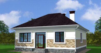 Проекты домов и коттеджей DOM4M