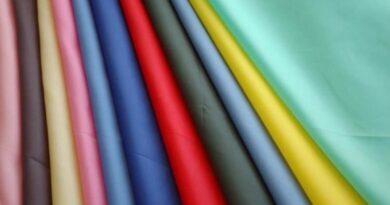 Подкладочная ткань: описание, свойства, типы и правила выбора