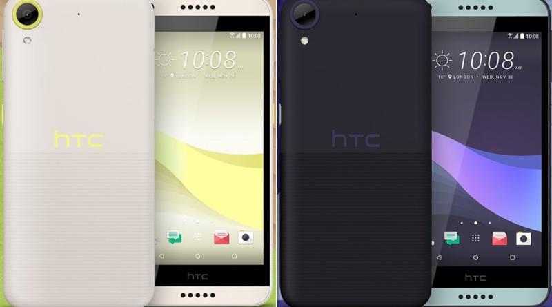 HTC Desire 650 характеристика