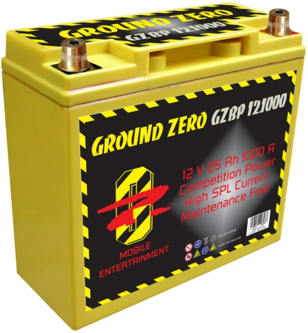 Ground Zero GZBP BP 12.3000