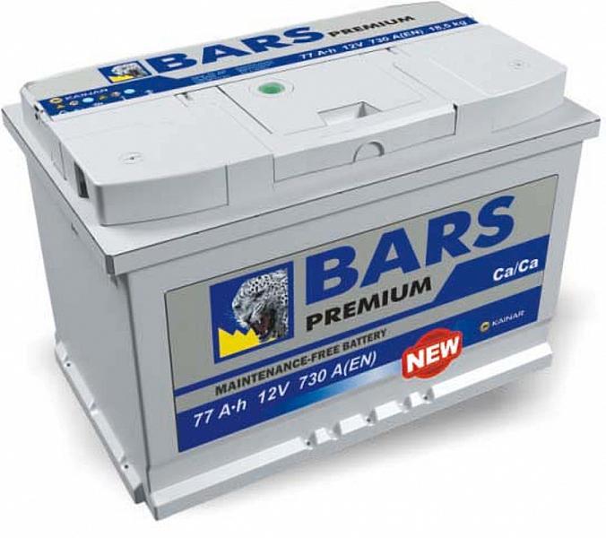 Кайнар Bars Premium 55 Ah