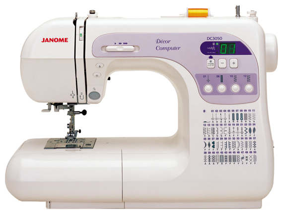 Janome Decor Computer 3050