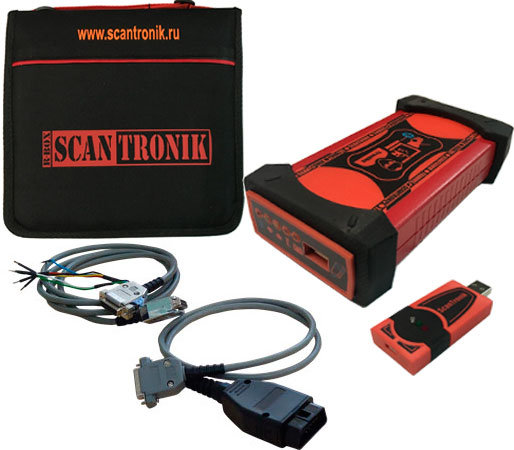 SCANTRONIC R-BOX
