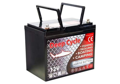 Marine Deep Cycle GEL 75Ah