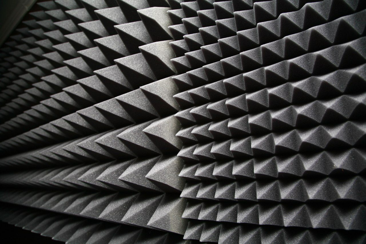 Звукоизолирующий поролон