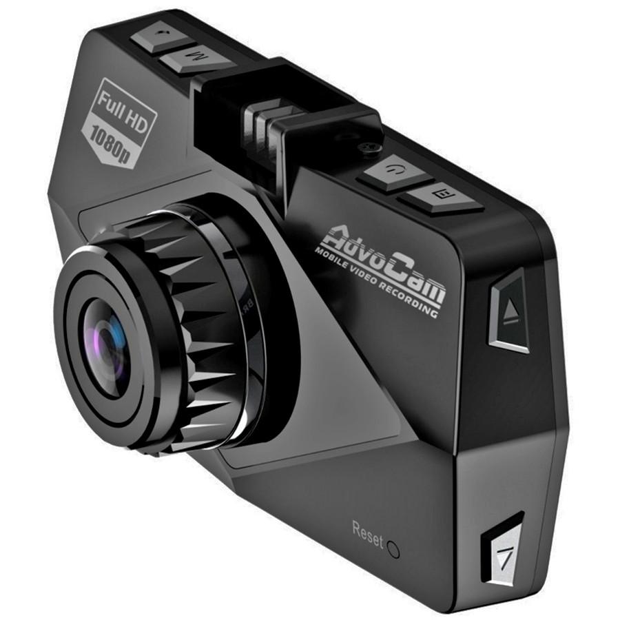 AdvoCam FD Black-GPS