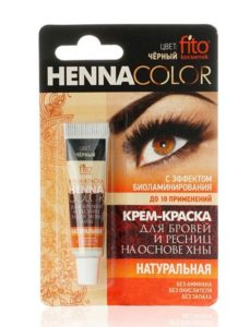 Henna Color