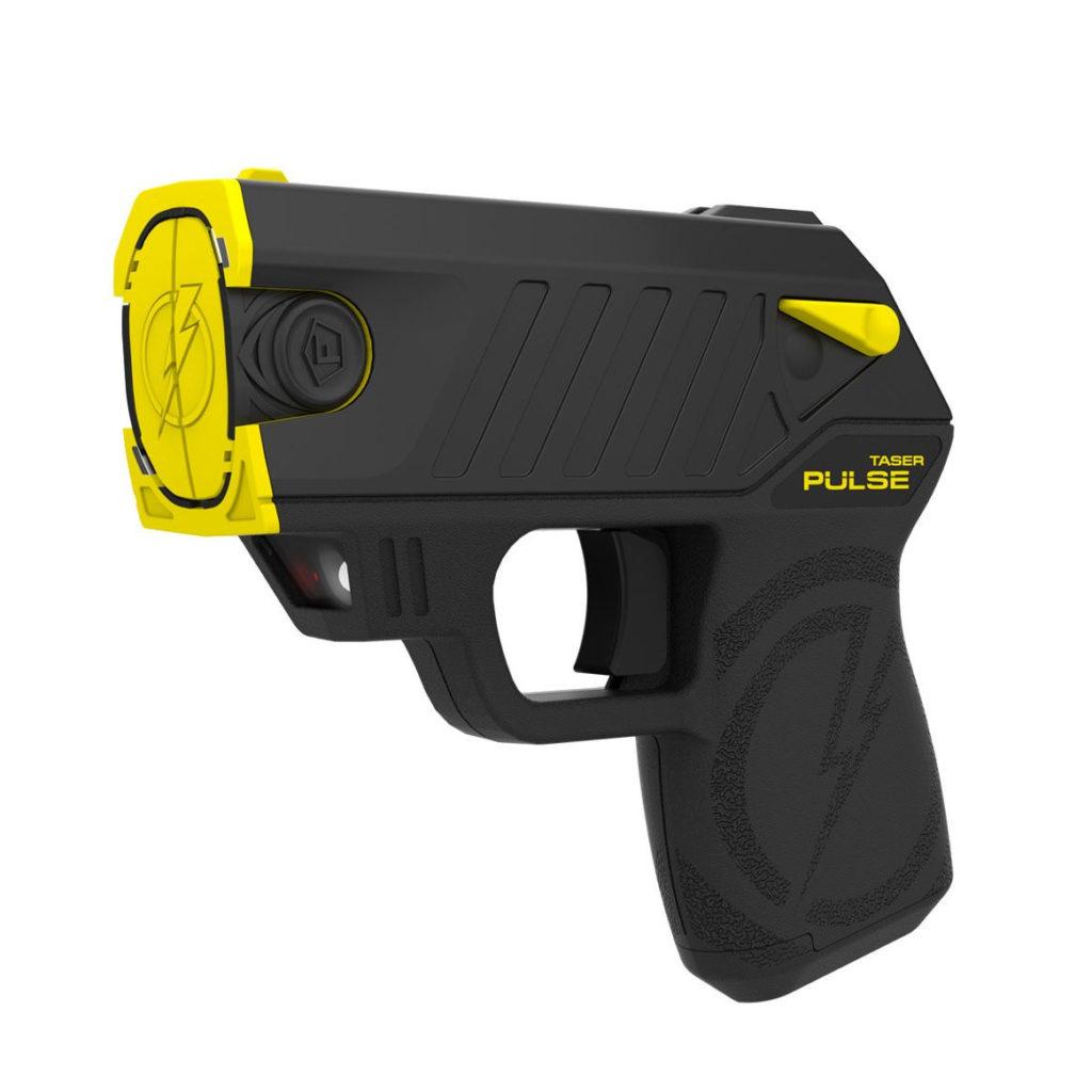 Taser Pulse with Laser LED 2