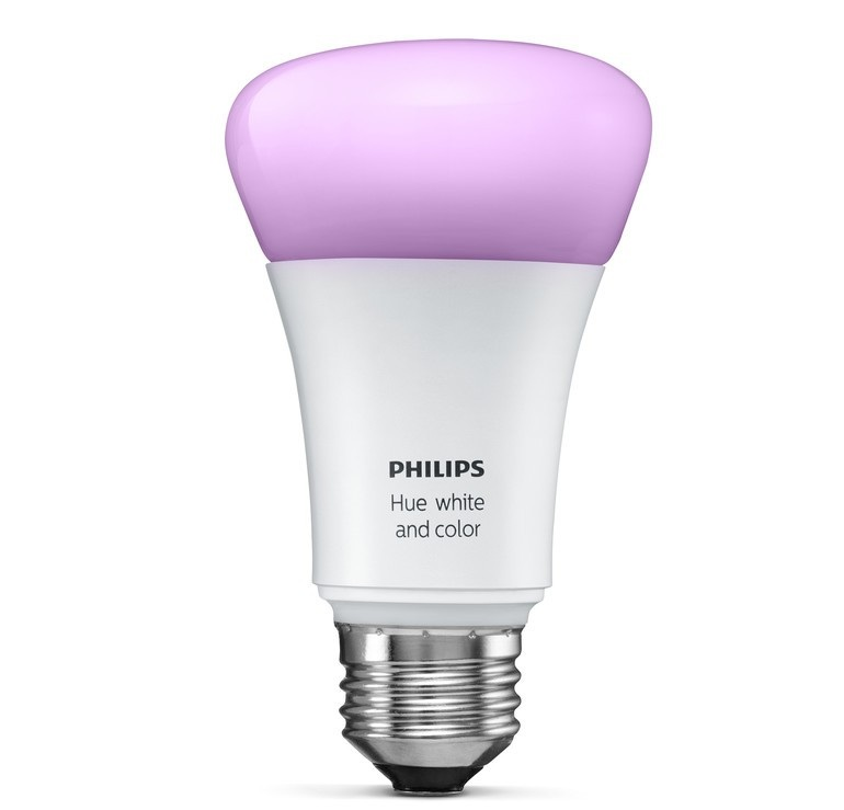 Philips Hue White and Color Ambiance Smart Bulb