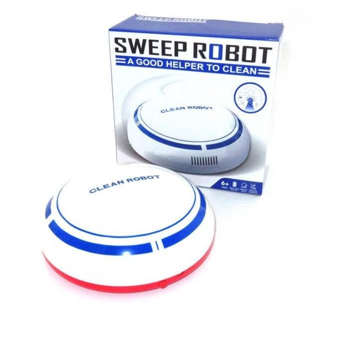 Робот пылесос Clean Sweep Robot