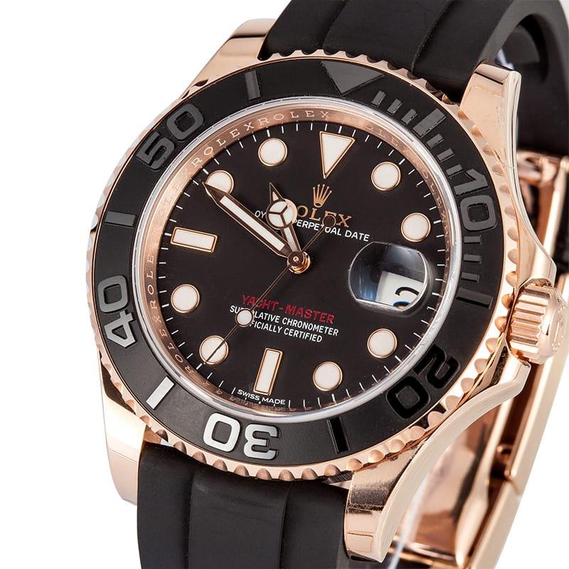 Rolex Yacht-Master Everose Gold 116655