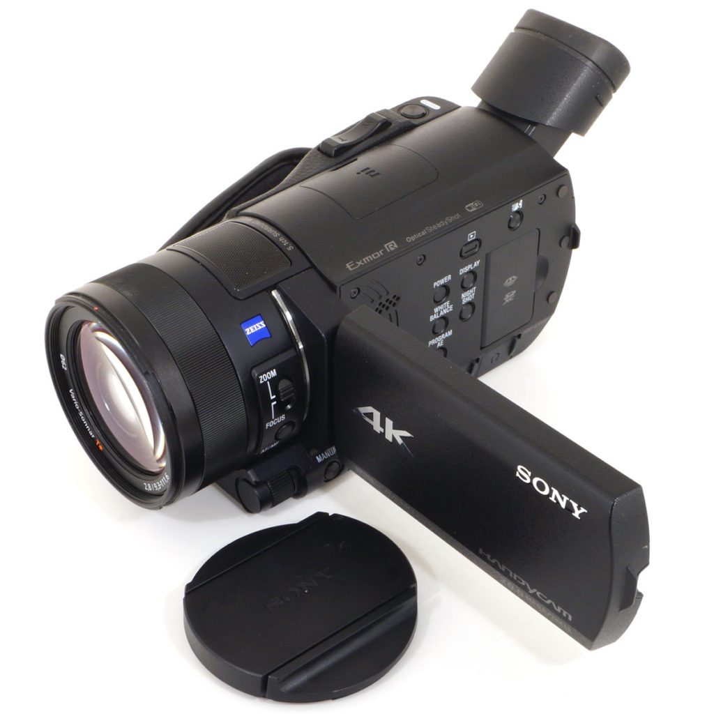 Sony FDR-AX100E