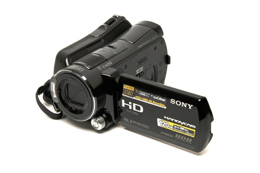 Sony HDR-SR12E