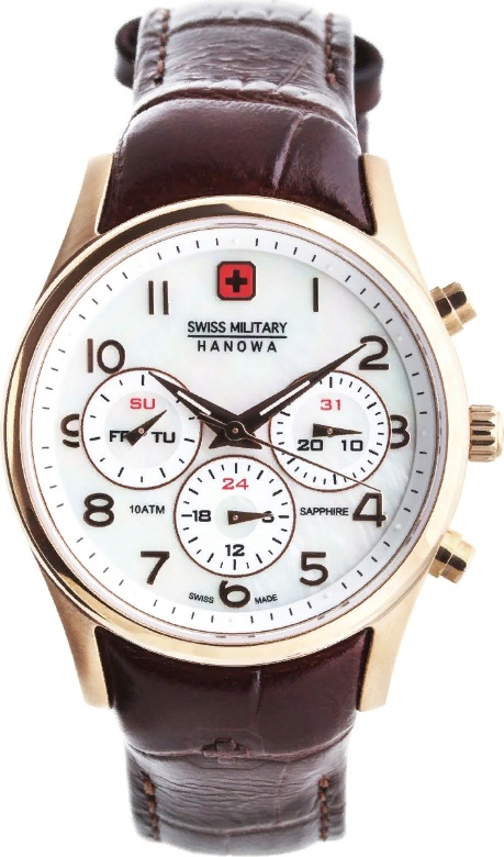 Hanowa Swiss Military Navy 06-6278.09.001