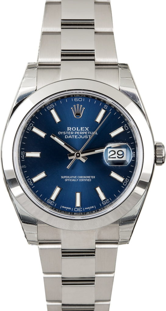 Rolex Datejust Steel 126300-0008