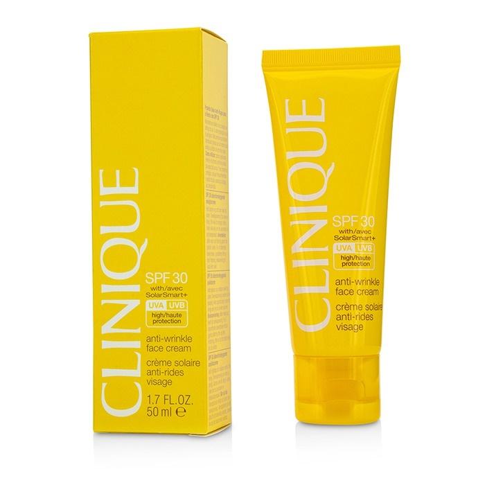 Clinique SPF30 face cream