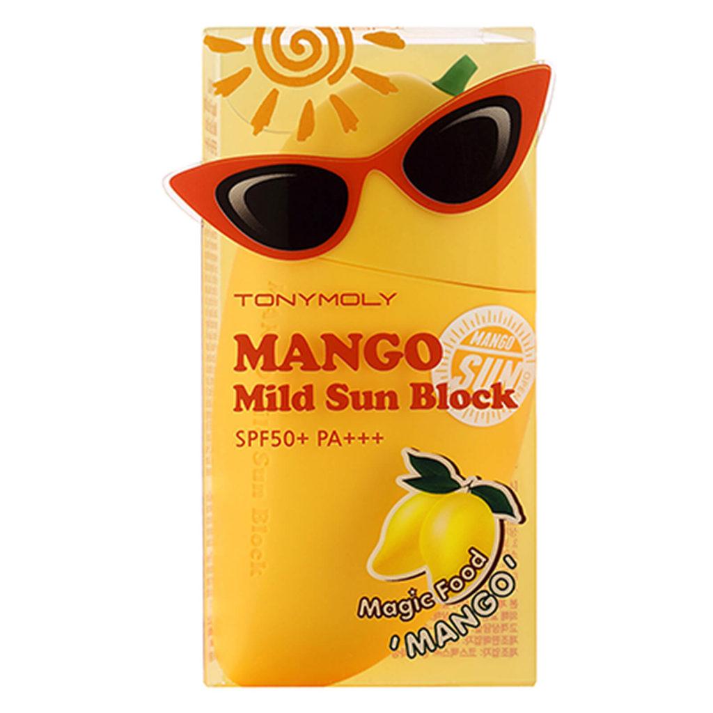 Mango Mild Sunblock SPF50+ PA+++