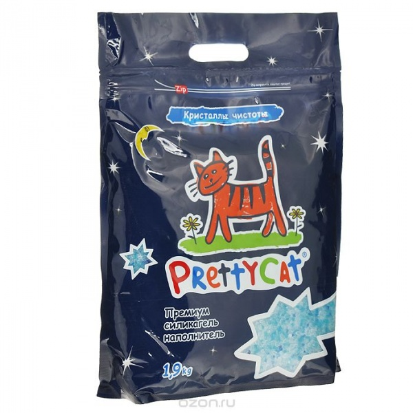 PrettyCat Кристаллы чистоты