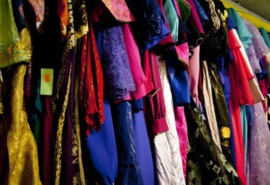 Магазин-галерея винтажной одежды «ФрикФрак»