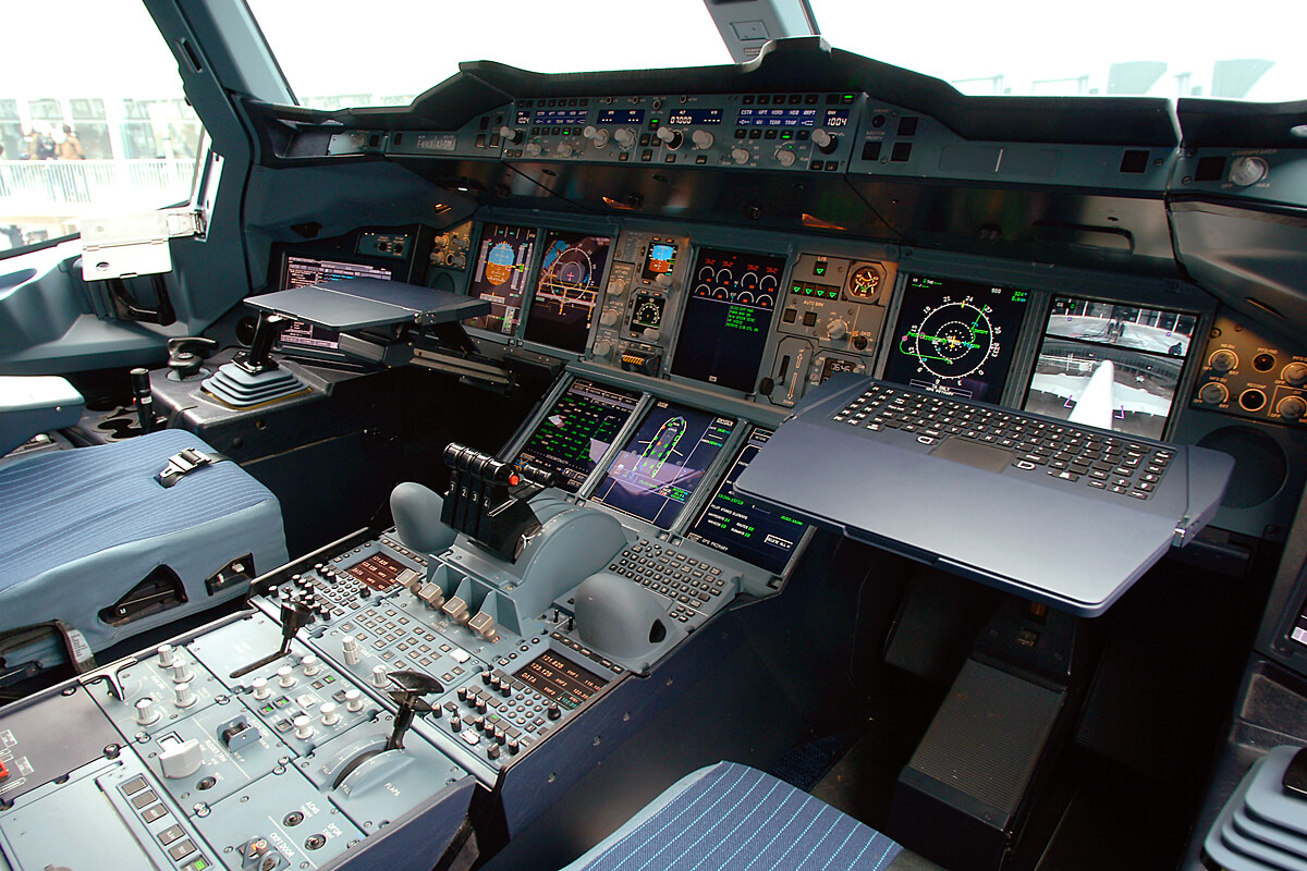Авиасимулятор Boeing