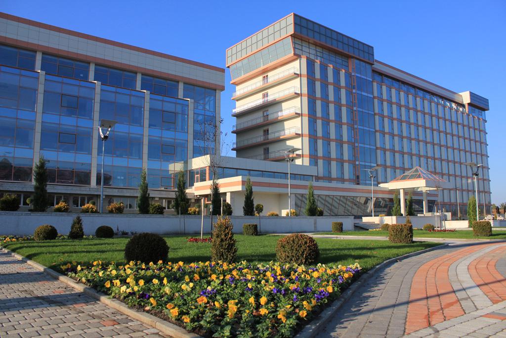 Санаторно-курортный комплекс Русь
