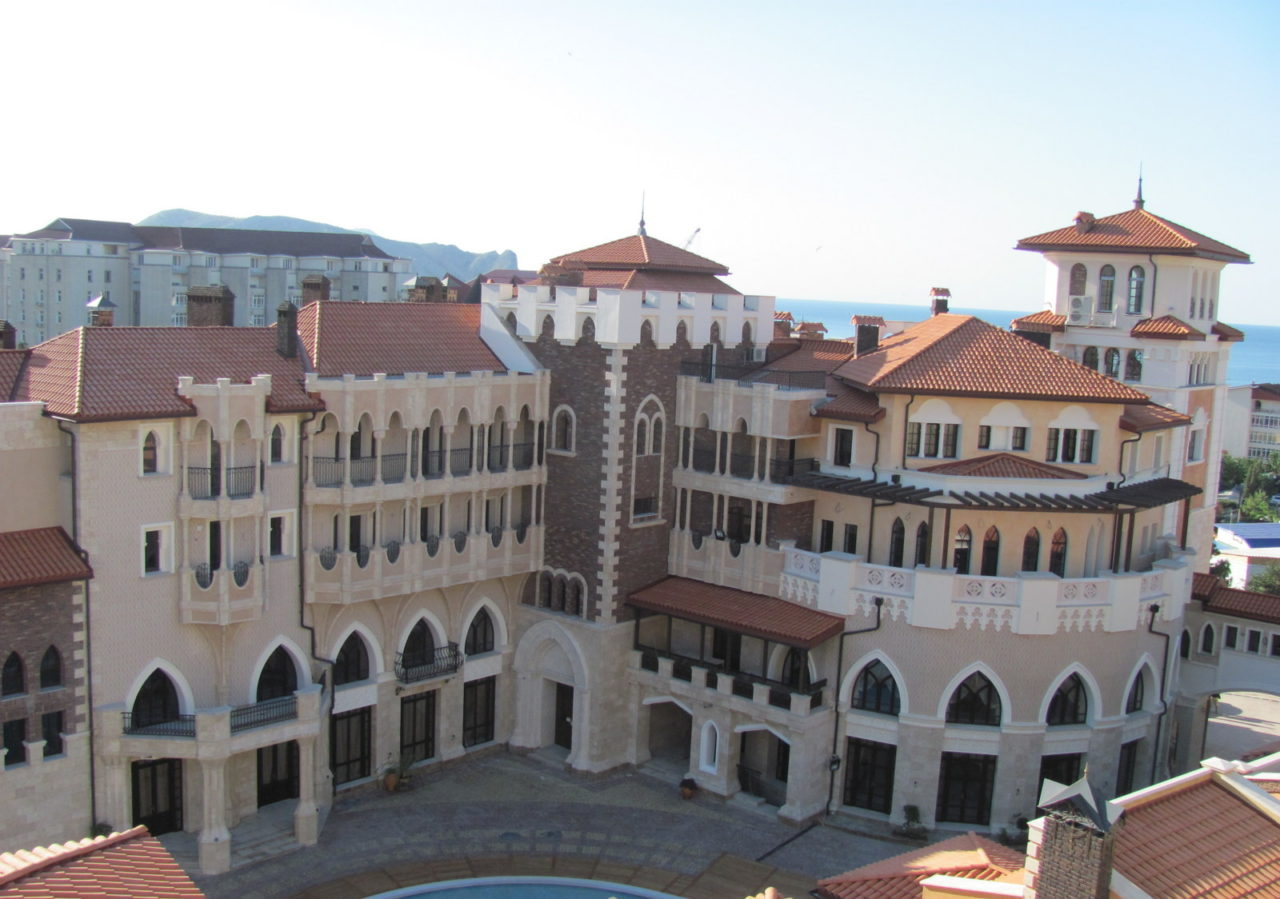 Soldaya Grand Hotel and Resort